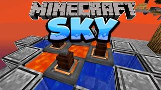 Thermoelectric Generators! - Minecraft SKY Folge #11