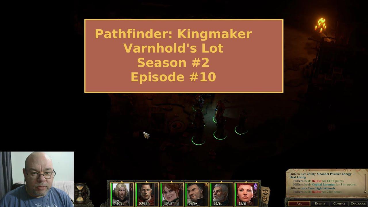 Turn-Based Combat at Pathfinder: Kingmaker Nexus - Mods and
