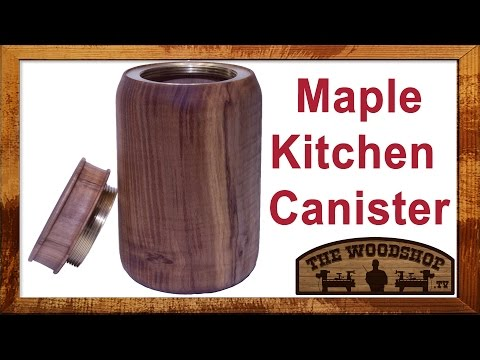 Make A Kitchen Canister With A Threaded Insert<a href='/yt-w/U8QlYq1LbZk/make-a-kitchen-canister-with-a-threaded-insert.html' target='_blank' title='Play' onclick='reloadPage();'>   <span class='button' style='color: #fff'> Watch Video</a></span>