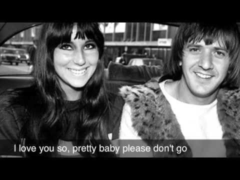 Sonny And Cher: baby don't go (LYRICS)