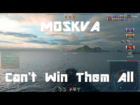 Moskva - Can't Win Them All