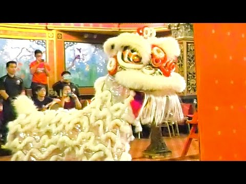 2016 Lion Dance (final performance) & Closing - Boston Chinatown Main Street Competition Event