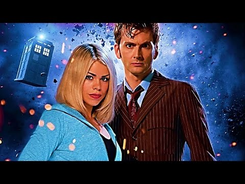 Doctor Who Series 2 (2006): Ultimate Trailer - Starring David Tennant & Billie Piper