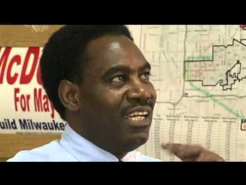 Race For Mayor In Milwaukee