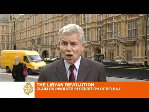 Libyan seeks US, UK apology for rendition