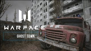 Ghost Town's SECRETS and REVIEW  Warface Gameplay
