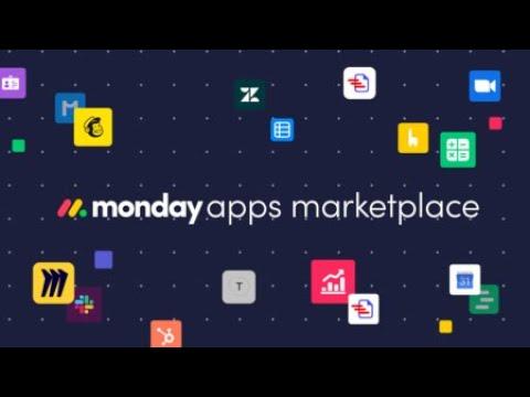 Monday Apps Marketplace