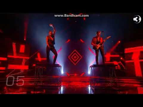 Dovydas ir Šarūnas | 120 Procentų | X Factor Lithuania| Live Finals 7 2 daina