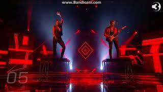 Dovydas Ir Šarūnas 120 Procentų X Factor Lithuania Live Finals 7 2 Daina