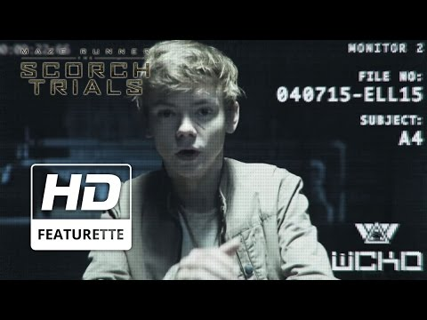Maze Runner: The Scorch Trials | 'Newt' Debrief | Official HD Featurette 2015