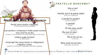 Итальянский для начинающих. Аудио. Брат Банкомат