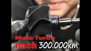 Turbolader nach 300.000 km Laufleistung Schaden gesucht
