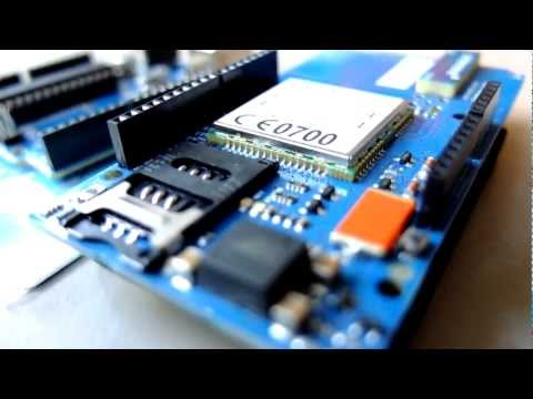 GSM Pump Motor Controller Circuit using Arduino Part-1