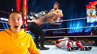 WWE TOP 200 OMG MOMENTS OF 2021 (REACTION)