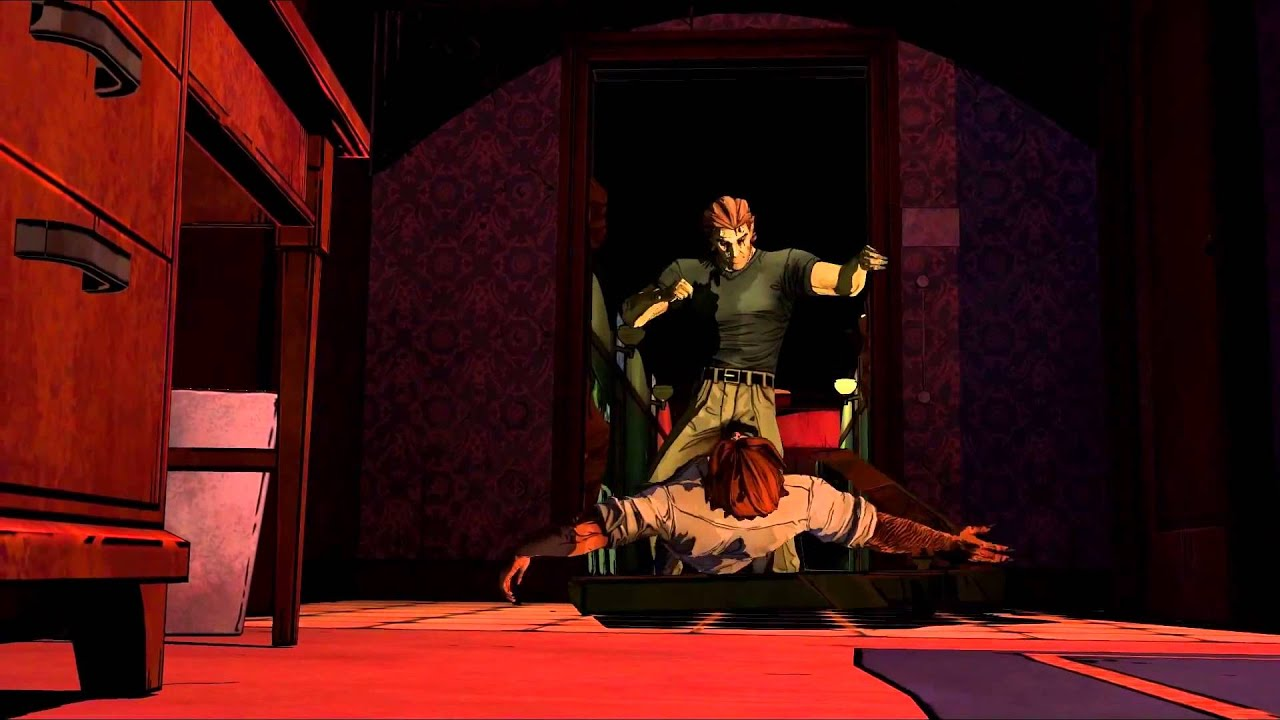 The Wolf Among Us Trailer