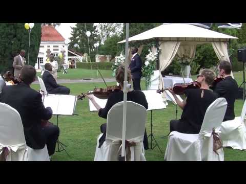 musique mariage le canon de Pachelbel