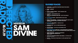 YouTube動画:Defected Radio Show presented by Sam Divine - 18.01.19