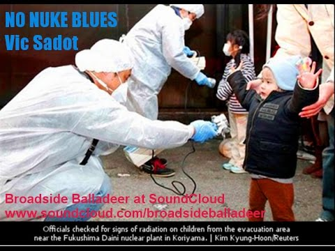 No Nuke Blues Fukushima Update