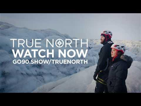 """WATCH: John Iadarola Goes """"True North"""""""