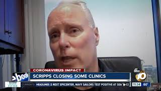 Scripps CEO/president speaks on closure of clinics due to pandemic