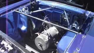 65' Electric Ford Mustang @ Frank's European Svc