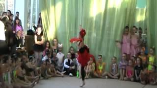 Показательный Испанский танец