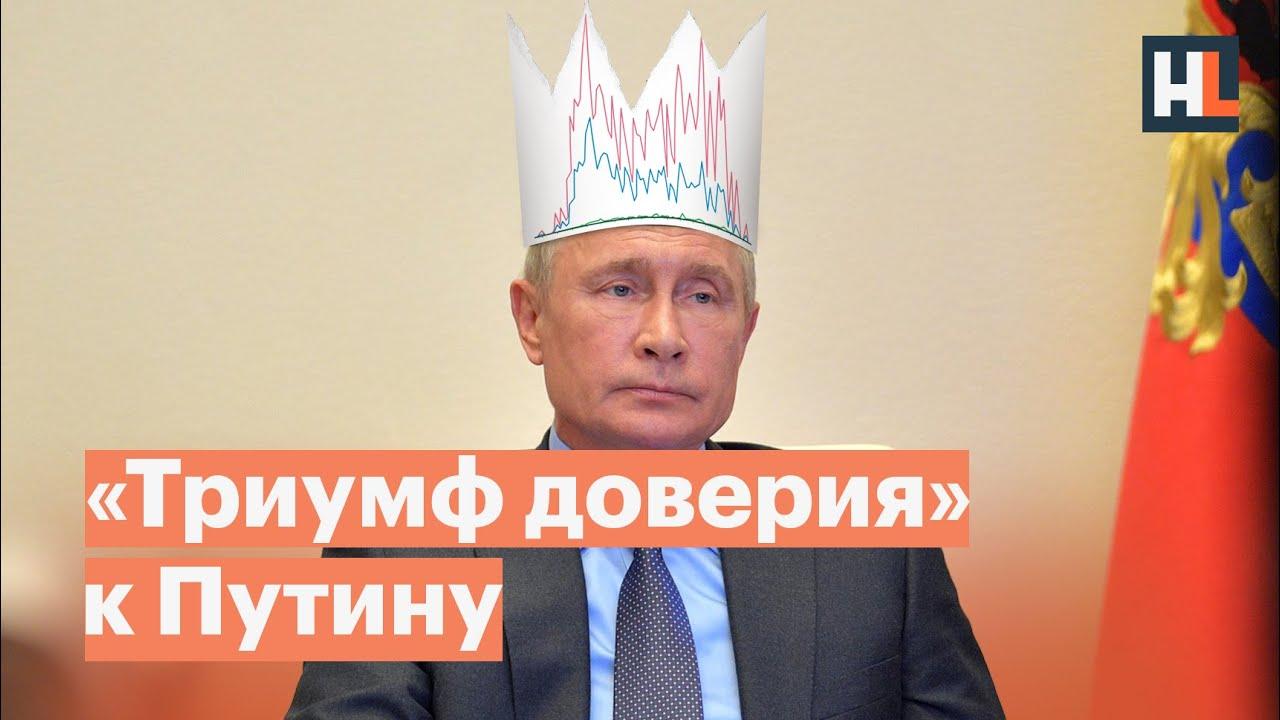 Триумфальное недоверие к Путину