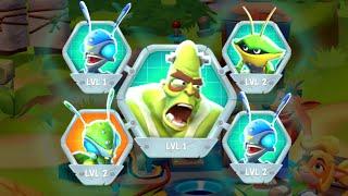 Crash Bandicoot Mobile - Gameplay Walkthrough Part 1 - Scorporilla's Gang Boss Battle