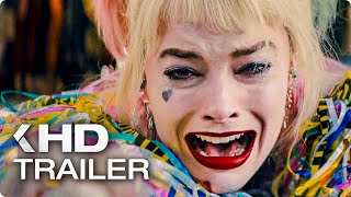 BIRDS OF PREY Trailer German Deutsch (2020)