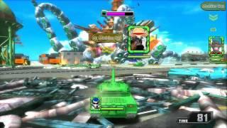 Tank! Tank! Tank!( Wii U): Whos that guy?