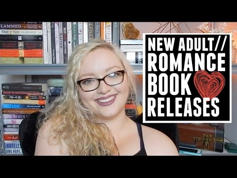 NEW BOOKS IN NEW ADULT//ROMANCE | June 2016 Releases