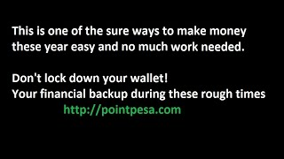 A NEW WAY TO GENERATE INCOME PASSIVELY OR MAKE MONEY ONLINE FOR YOUR EXTRA INCOME THIS YEAR.