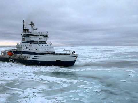 icebreaker  Kontio 1