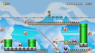 Super Smash Bros  Ultimate BGM by たてしま - Super Mario Maker 2 - No Commentary