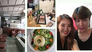 Cute Spots in Itaewon + Gesgep Beauty Class with Park Tae Yun