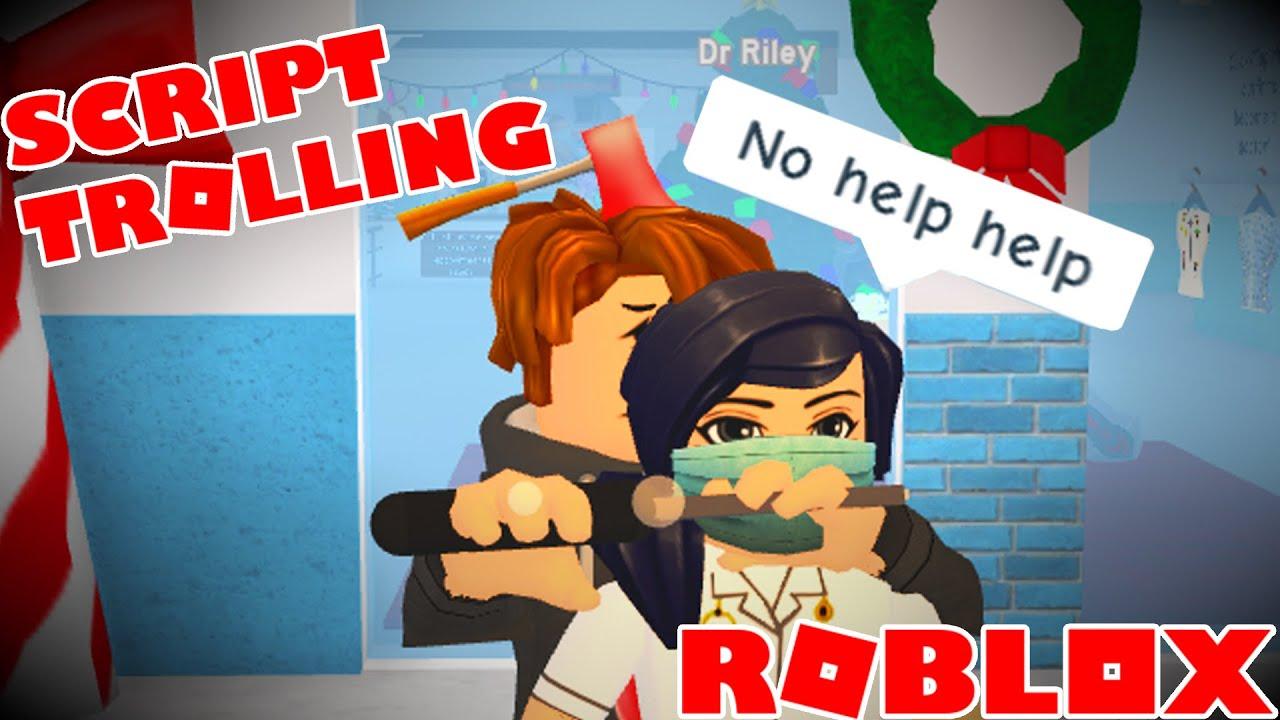 Download ROBLOX EXPLOIT TROLLING    KNIFE SCRIPT!!!
