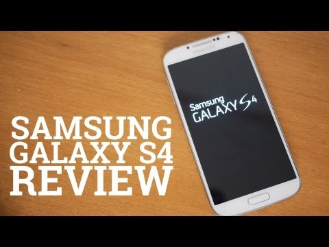 Samsung Galaxy S4 Review Videos