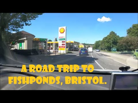 A Road Trip To Fishponds In Bristol  For Our Foreign Viewers.  21 07 20