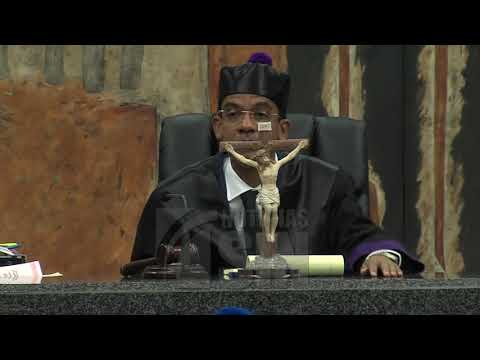Múltiples incidentes en el quinto día de audiencia caso Odebrecht