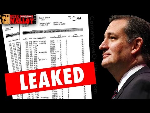 Ted Cruz In DC Madam's Black Book?