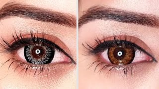 How To Make Your Eyes Look Bigger With Lenses Remedies With Khanum Youtube Remedies with khanum 5 dney nazad. how to make your eyes look bigger with