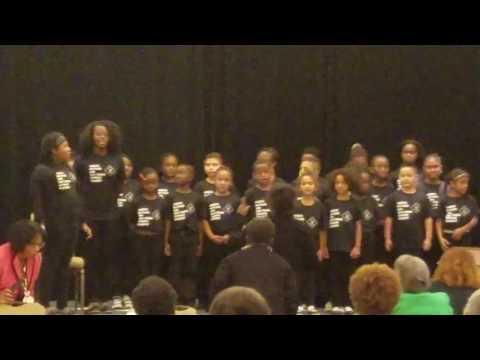 Holy Savior Catholic Academy Children's Choir - Sept. 23, 2016