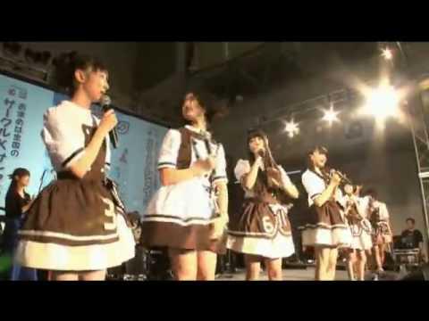 私立恵比寿中学 ニコニコ超会議3 超演奏してみた【1日目】