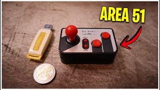El Arcade Stick más Pequeño del planeta! 🔎 + 📦