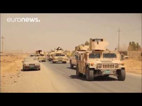 Iraqi forces claim to have re-captured Rawa, the last town held by ISIL in Iraq
