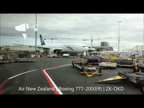 [Trip Report - Adele Special Flight] Air NZ Special Domestic 777-200(ER) Flight for Adele Concert