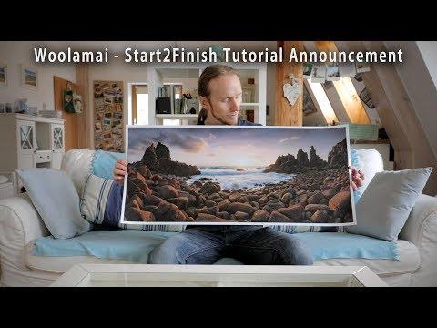 Create Stunning Panoramas - Tutorial Announcement
