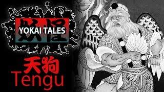 Tengu 天狗 - Yokai Tales!