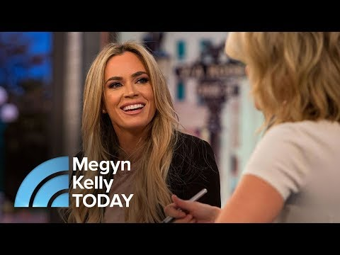 Teddi Mellencamp Talks About 'Real Housewives Of Beverly Hills' | Megyn Kelly TODAY