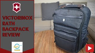 Victorinox Architecture Urban Collection Rath Backpack Review